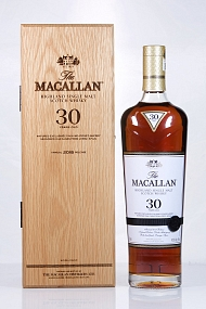 Macallan 30 Year Old Sherry Oak - 2018 Release (750ml)