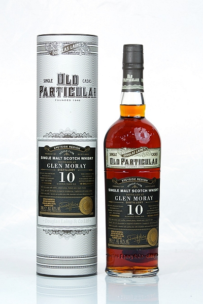 Glen Moray 10 Year Old 2008 - Old Particular (Douglas Laing)
