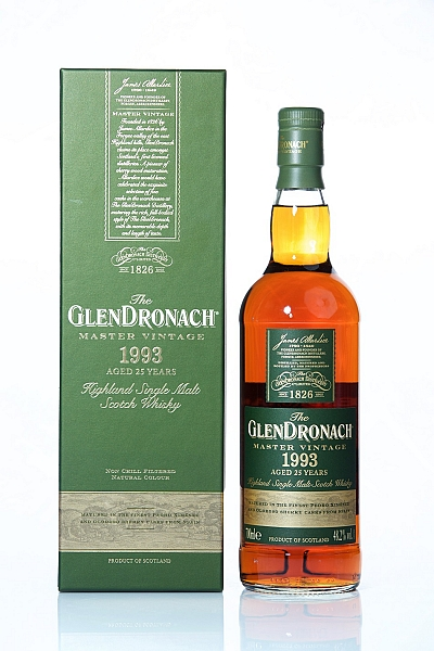 Glendronach 25 Year old 1993 - Master Vintage