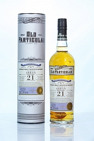 Arran 1996 21 Year Old - Old Particular