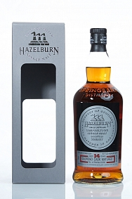 Hazelburn 14 Year Old Sherry Wood