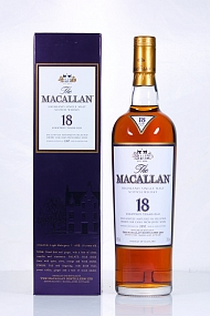 Macallan 18 Year Old 1997 Sherry Oak   (Scotch Imported Japan)
