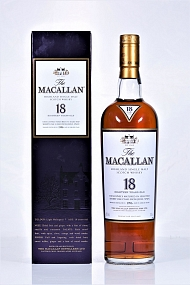 Macallan 1996 18 Year Old Sherry Oak