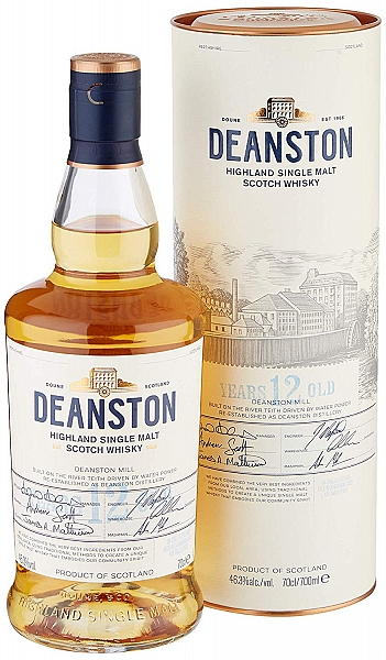 Deanston 12 Year Old