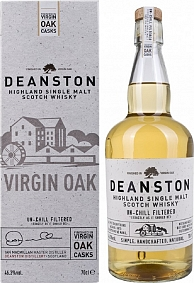 Deanston Virgin Oak