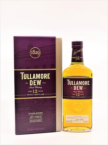 Tullamore D.E.W. 12 Year Old - Special Reserve