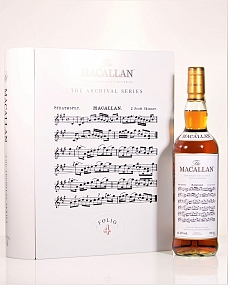 Macallan The Archival Series Folio 4