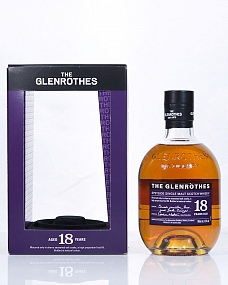 Glenrothes 18 Year Old - Soleo Collection