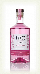 Tyke's Strawberry Gin