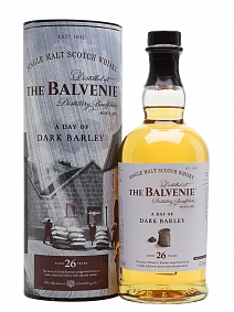Balvenie 26 Year Old - A Day of Dark Barley