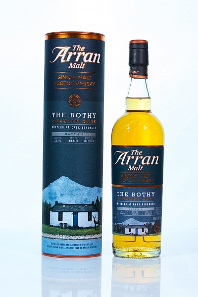 Arran The Bothy Quarter Cask - Batch 4