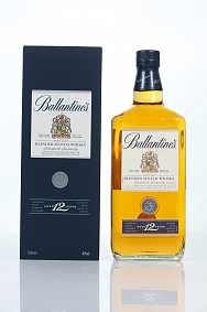 Ballantine's 12 Year Old (1 Litre)