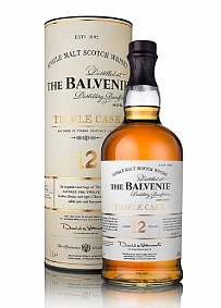 Balvenie 12 Year Old Triple Cask