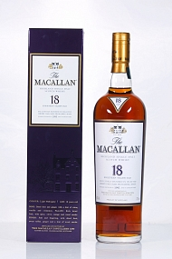 Macallan 1993 18 Year Old  (Scotch Imported Japan)