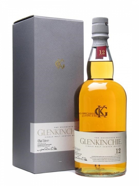 Glenkinchie 12 Year Old - 1 Litre