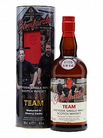 Glenfarclas Team - The Legend of Speyside