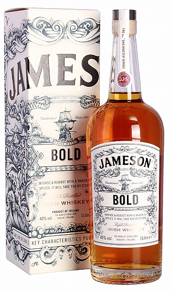 Jameson Bold - The Deconstructed Series
