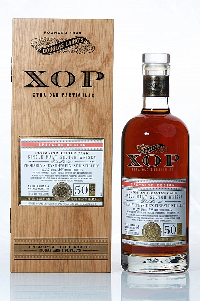 Probably Speyside's Finest 1967 50 Year Old Sherry Cask 52.5%