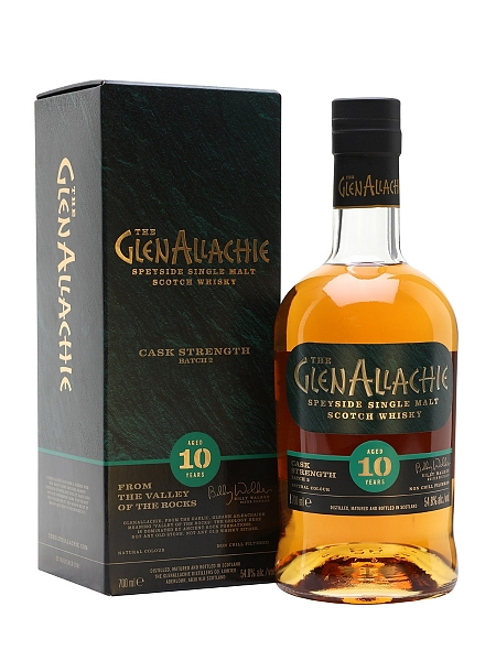 GlenAllachie 10 Year Old - Batch 2