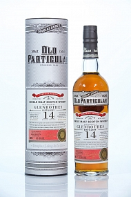 Glenrothes 14 Year Old 2005 - Old Particular (cask 13132)