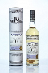 Dalmore 13 Year Old 2005 - Old Particular  (cask 13370)