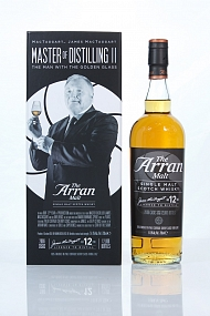 Arran 12 Year Old - The Man with the Golden Glass