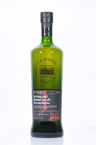 Laphroaig SMWS 29.262 20 Year Old - So Long and thanks for the medecine