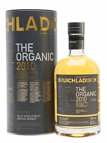 Bruichladdich The Organic 2010