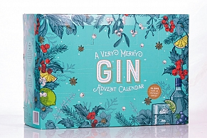 Gin Advent Calendar - 24 x 5cl