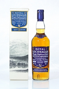 Royal Lochnagar 12 Year Old (Limited Box)