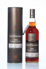 Glendronach 1993 24 Year Old #655 Green Welly Stop