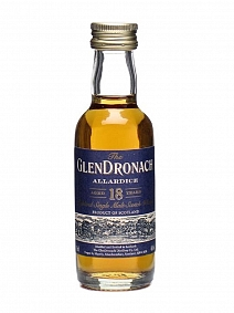 Glendronach 18 Year Old Allardice - Miniature