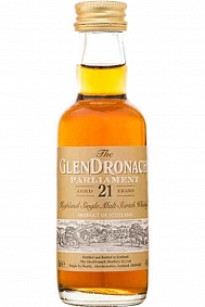 Glendronach 21 Year Old Parliament - Miniature