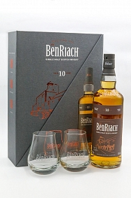 Benriach 10 Year Old - 2 Glasses Gift Pack