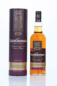 Glendronach Port Wood