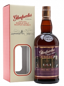 Glenfarclas 25 Year Old London Edition - TWE