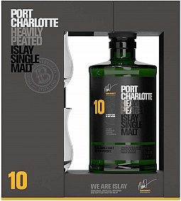 Port Charlotte 10 Year Old Glass Pack