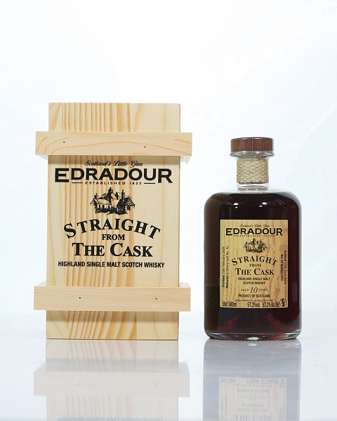 Edradour 2009 10 Year Old - Sherry Cask