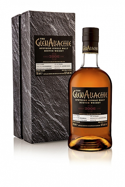GlenAllachie 2006 - 13 Year Old - Single Cask #6580