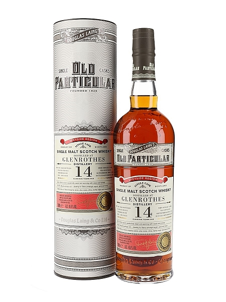 Glenrothes 2005 14 Year Old - Old Particular - Sherry
