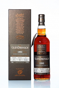 Glendronach 1993 24 Year Old Cask 445
