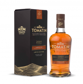 Tomatin 2009 10 Year Old - Rum Finish