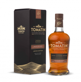 Tomatin 12 Year Old 2006 Amontillado - Sherry Cask Finish
