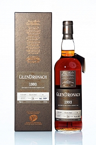 Glendronach 1993 24 Year Old Cask 43