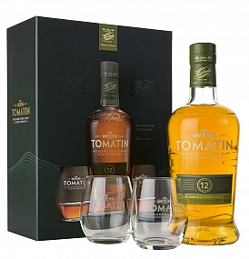 Tomatin 12 Year Old - Glass Pack