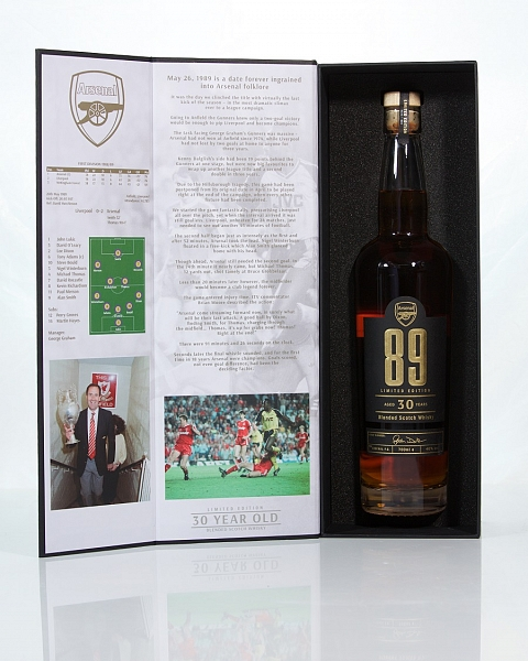 Arsenal 89 - 30 Year Old - Anniversary Edition