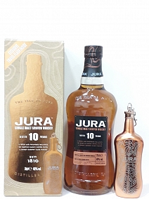 Jura 10 Year Old - Exclusive Travel Flask