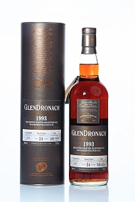 Glendronach 24 Year Old Cask 654