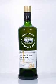Glen Grant 1992 24 Year Old SMWS 9.138