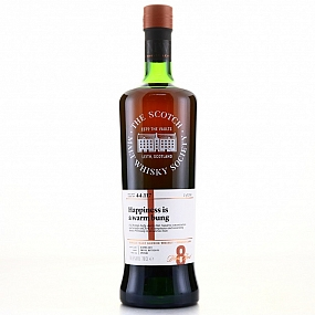 Craigellachie SMWS 44.117 - Happiness is a warm bung